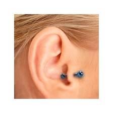 Piercing oreja, helix, tragus, cartílago y lóbulo