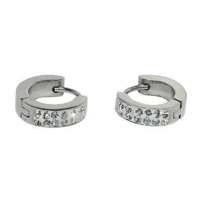 anneau en acier homme, BB371-3