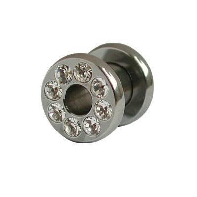 tunnel en acier chirurgical, 5mm. GX7-3