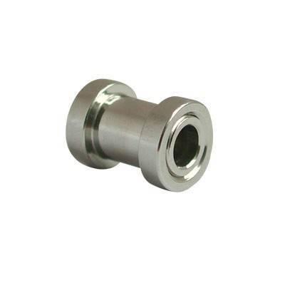 tunnel en acier chirurgical, 5mm. GX21-3