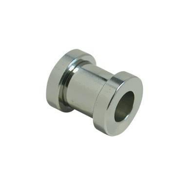 tunnel en acier chirurgical, 6mm. GX21-4