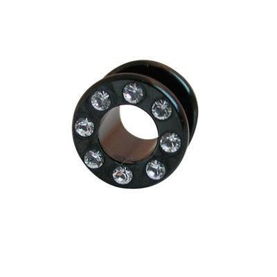 Flesh tunnel 8mm, GX25-1
