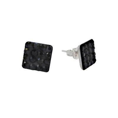 boucle d'oreille homme argent 9mm, OR41-2