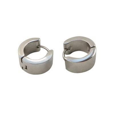 anneau en acier homme, BB378-13