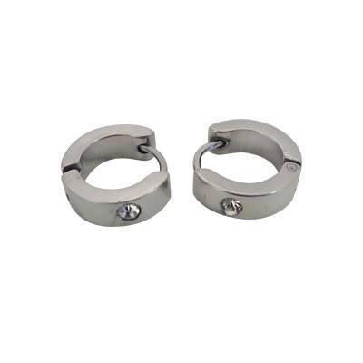anneau en acier homme, BB378-4